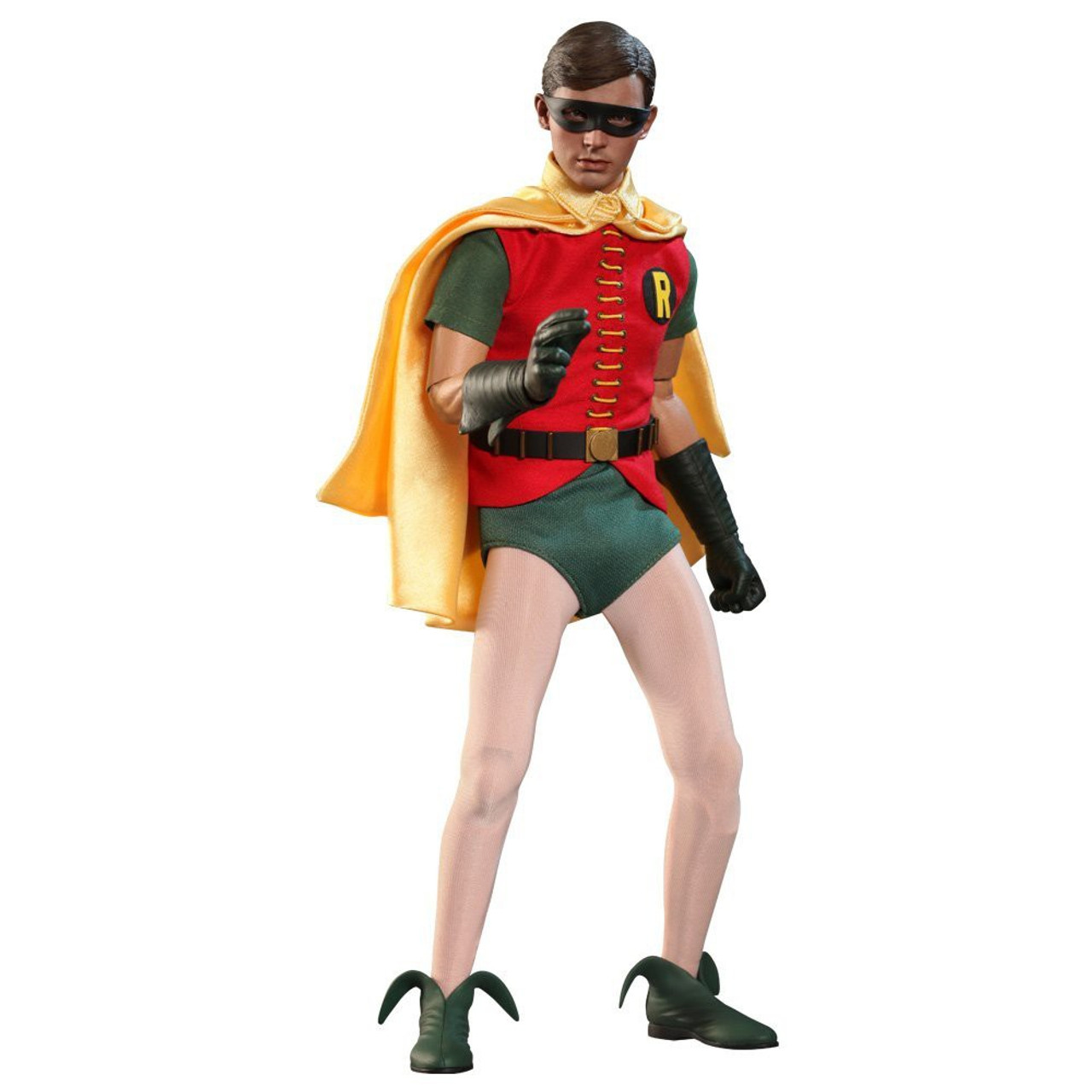 Batman 1966 TV Series Movie Masterpiece Robin Collectible Figure