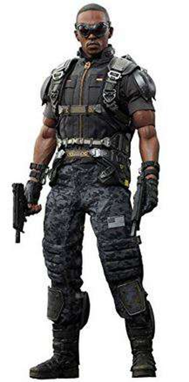 Captain America The Winter Soldier Movie Masterpiece Falcon 1/6 Collectible Figure