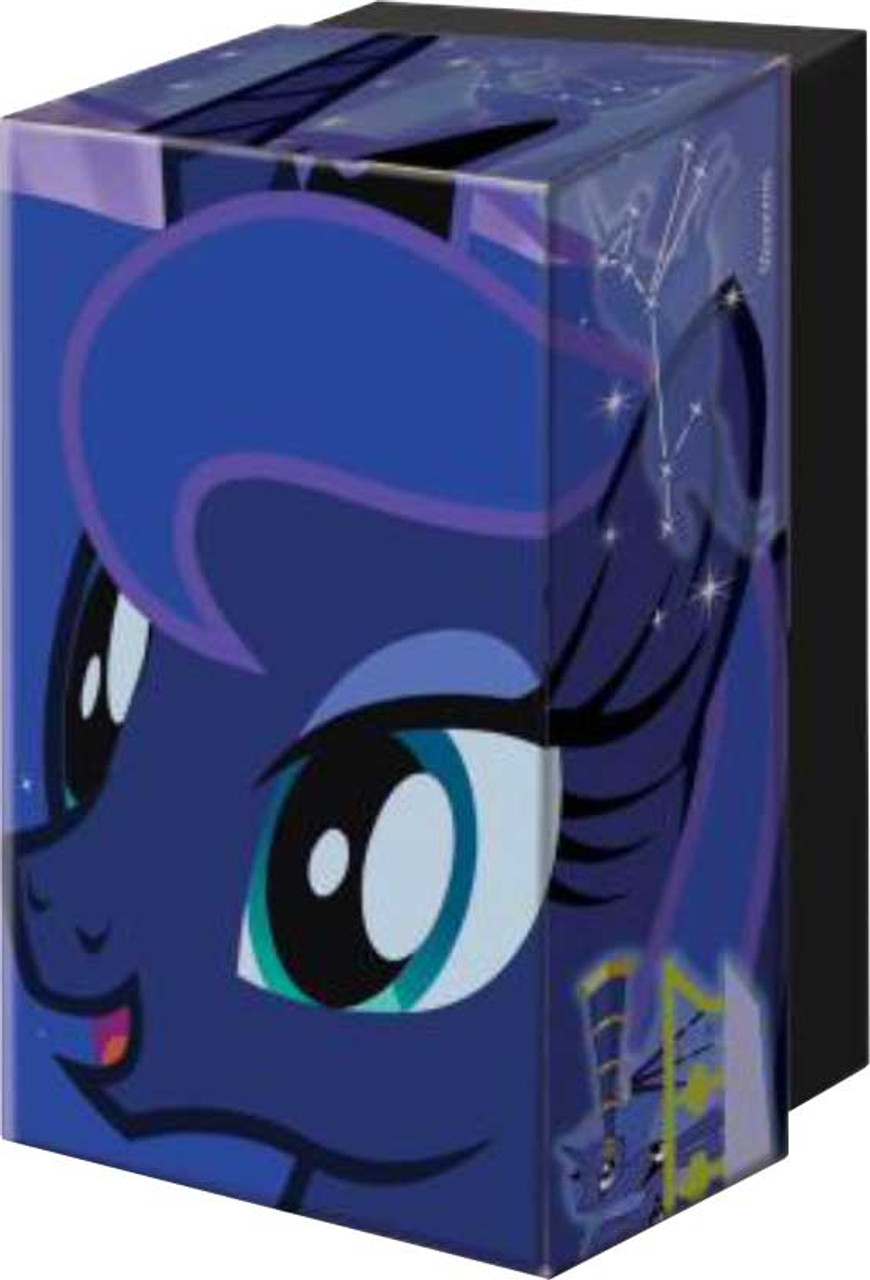 my little pony collectible card game princess luna collectors box