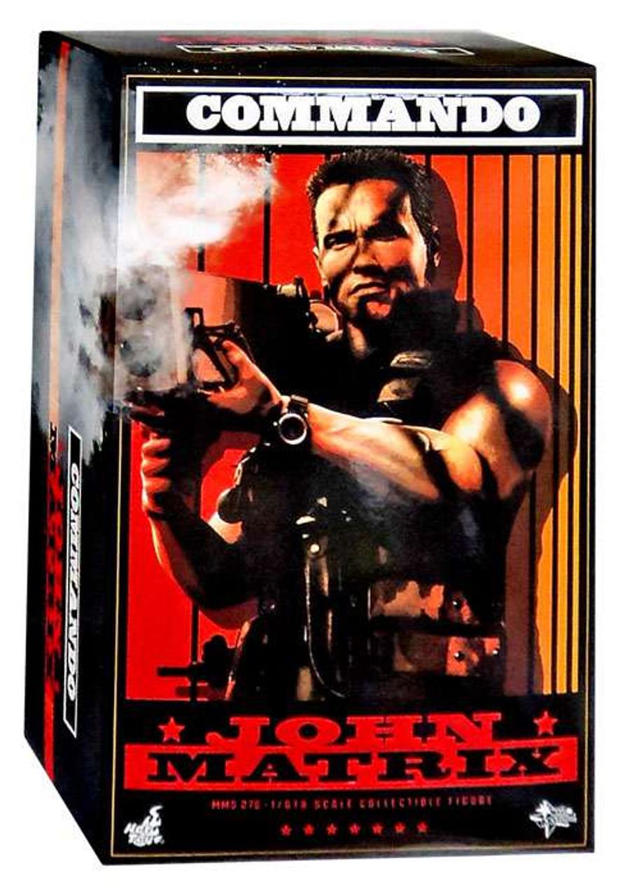 Commando Movie Masterpiece John Matrix 1/6 Collectible Figure