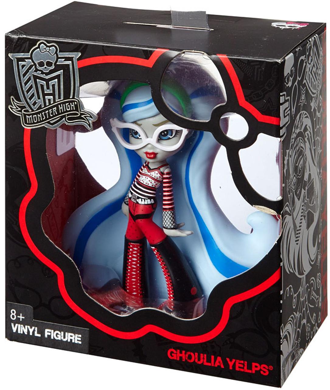 monster high ghoulia yelps vinyl figure - Ghoulia Yelps