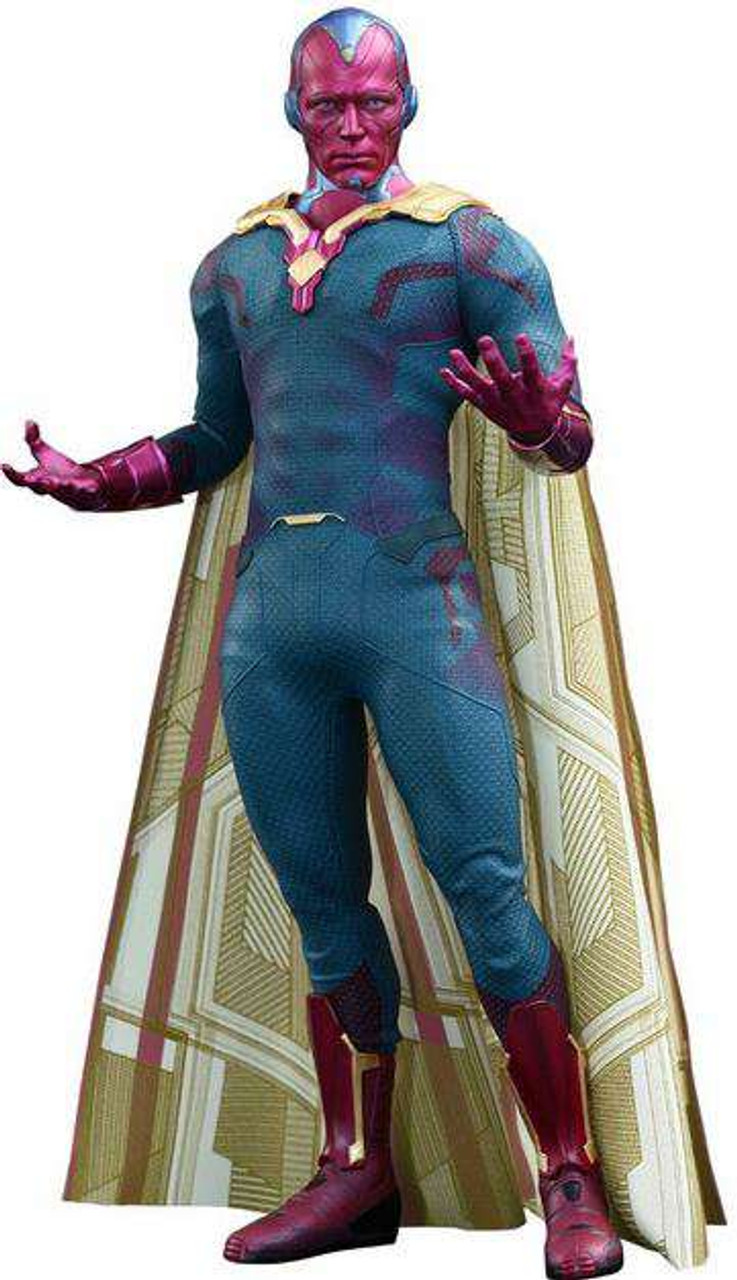 Marvel Avengers Age of Ultron Vision 1/6 Collectible Figure