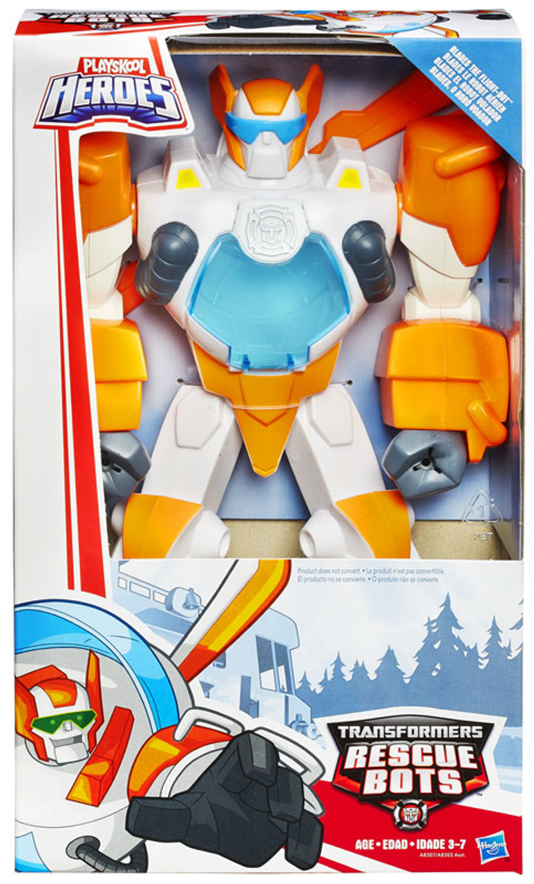 Transformers Rescue Bots Playskool Heroes Blades The Flight Bot 11 Action Figure Epic