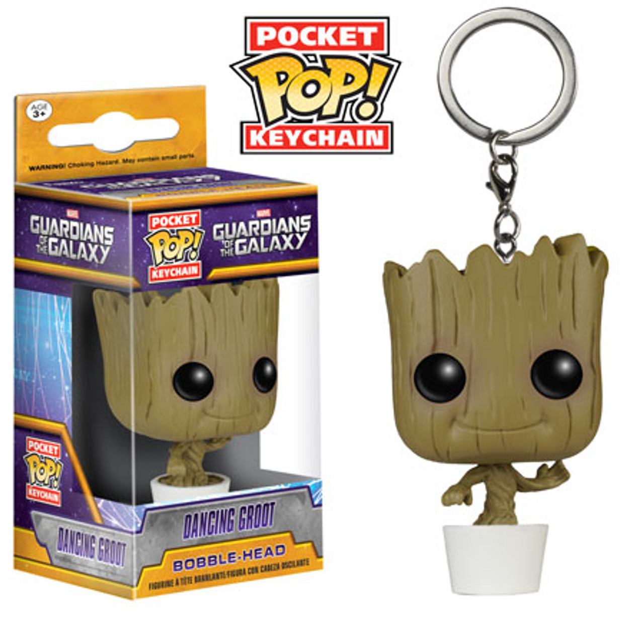 Funko Marvel Guardians Of The Galaxy Pocket Pop Marvel Dancing Baby