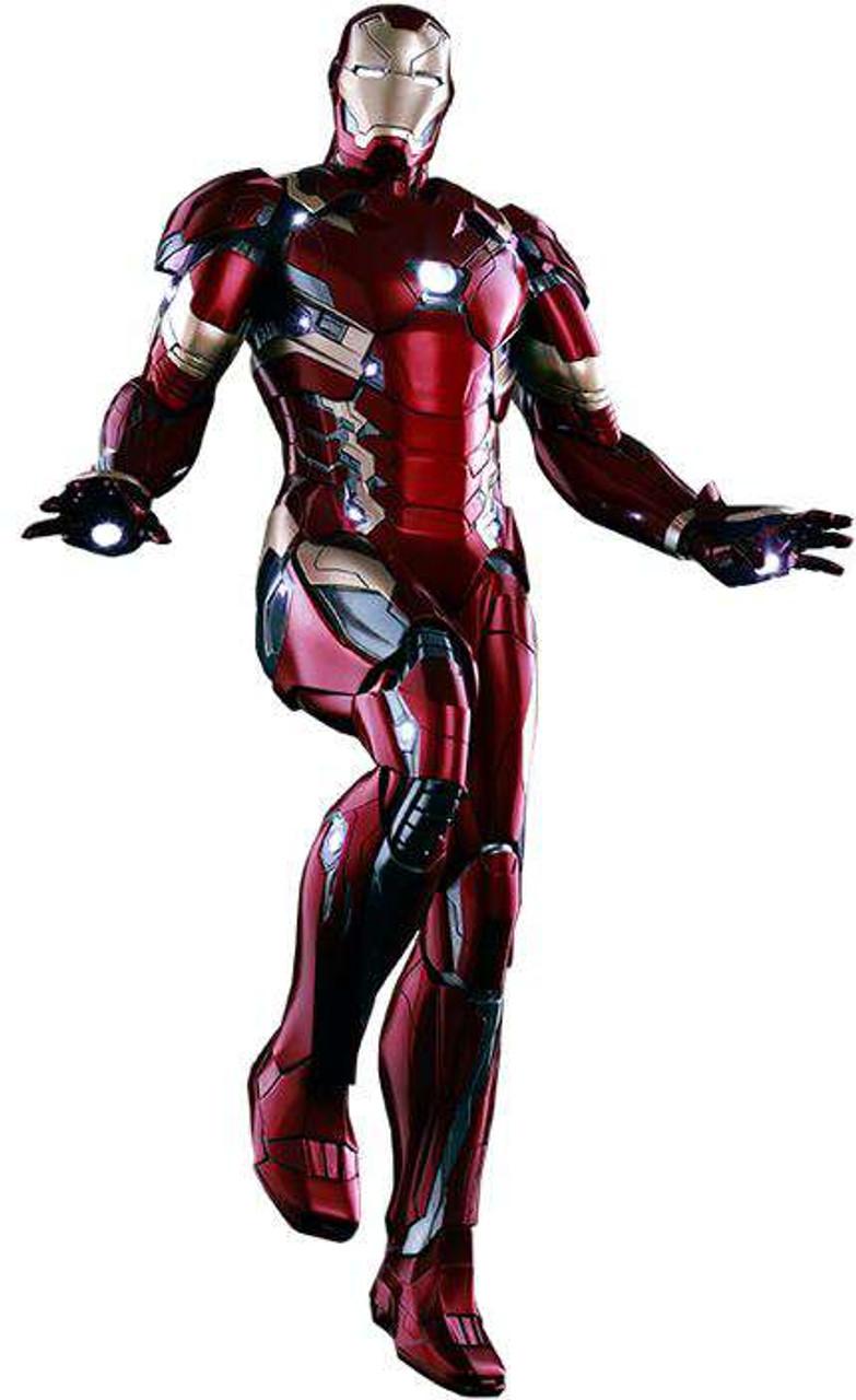 Captain America Civil War Power Pose Series Iron Man Mark XLVI 1/6 Collectible Figure [Civil War Power Pose]