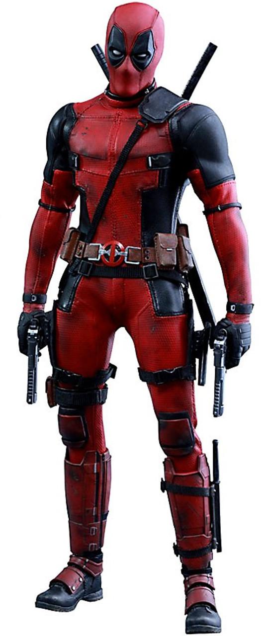 Marvel Deadpool 1/6 Collectible Figure
