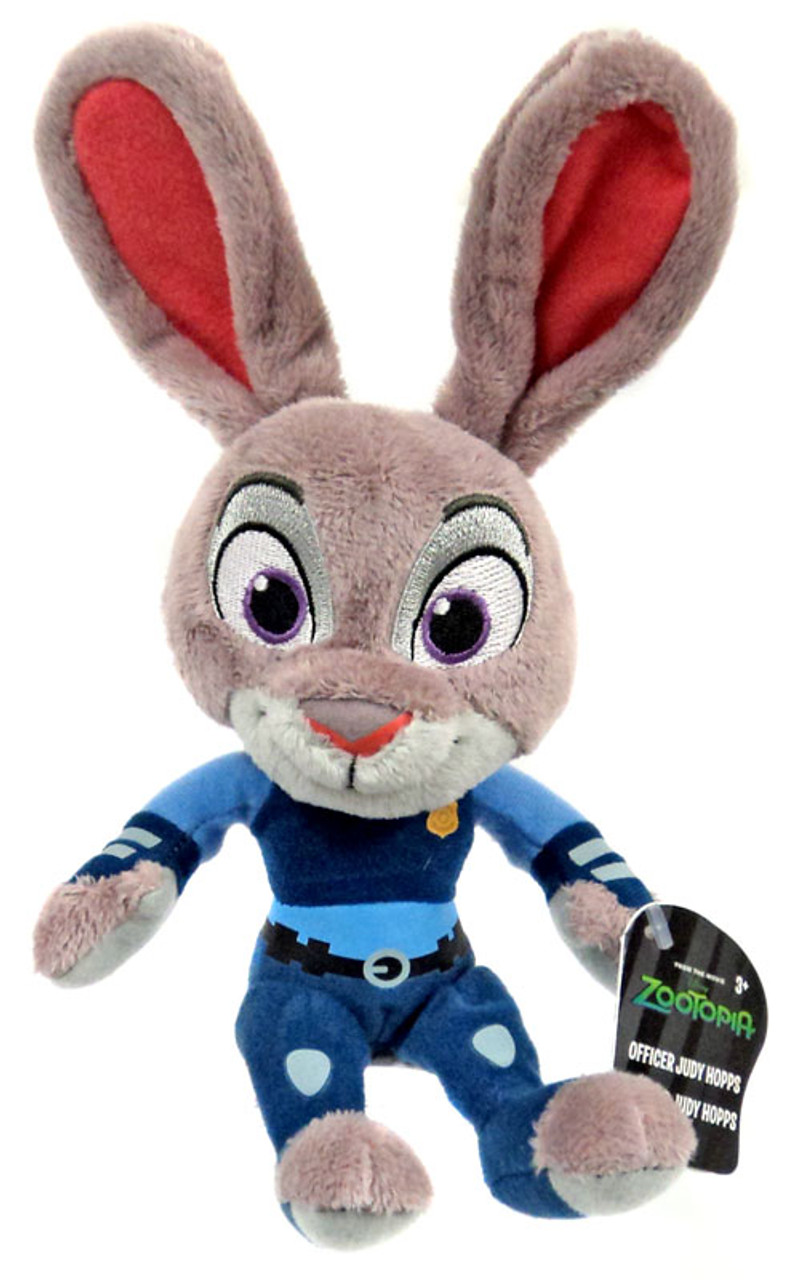 Disney Zootopia Officer Judy Hopps 8.5-Inch Plush