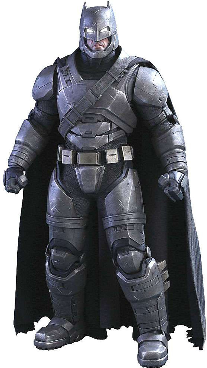 DC Batman v Superman: Dawn of Justice Armored Batman Collectible Figure