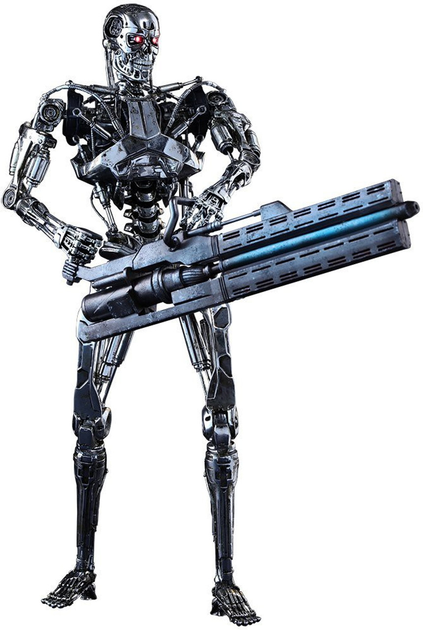 Terminator: Genisys Movie Masterpiece Endoskeleton 1/6 Collectible Figure