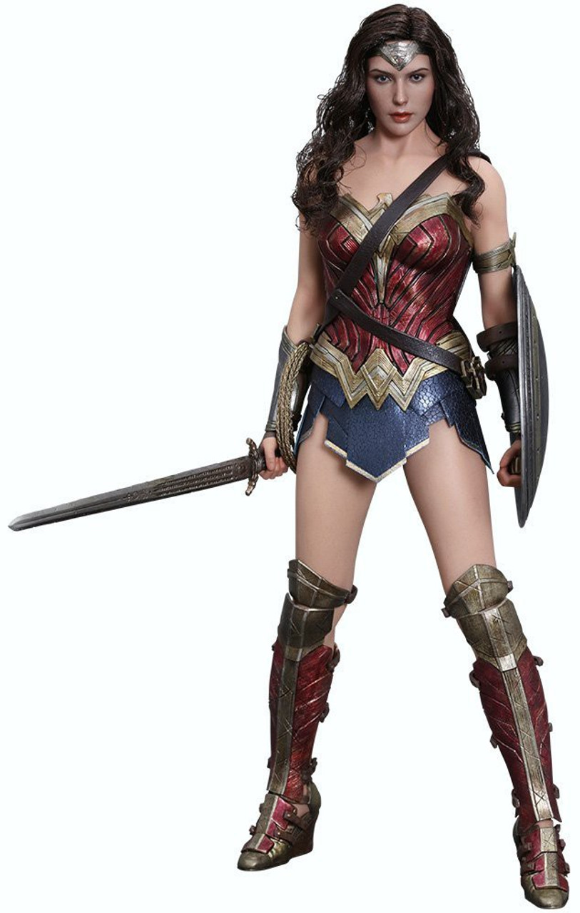 DC Batman V Superman Dawn Of Justice Wonder Woman Collectible Figure