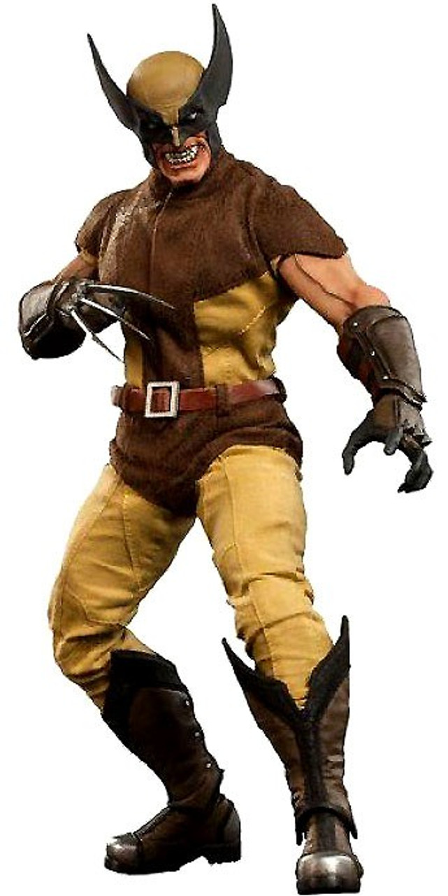 Marvel Wolverine 1/6 Collectible Figure