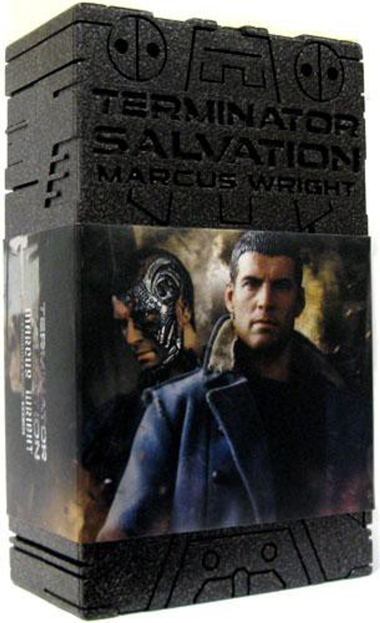 Terminator Salvation Marcus Wright Action Figure [12 Inch]