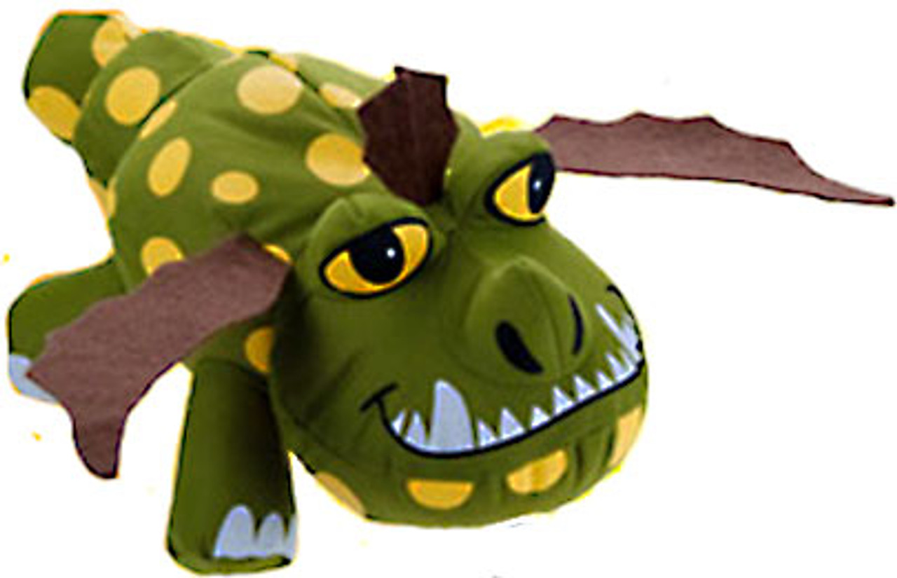 How To Train Your Dragon Skrill Plush