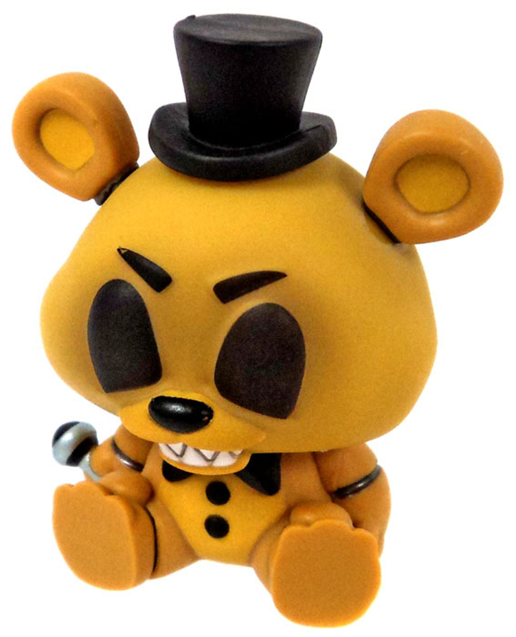 Funko Five Nights At Freddys Mystery Minis Golden Freddy Fazbear 112 Minifigure Loose