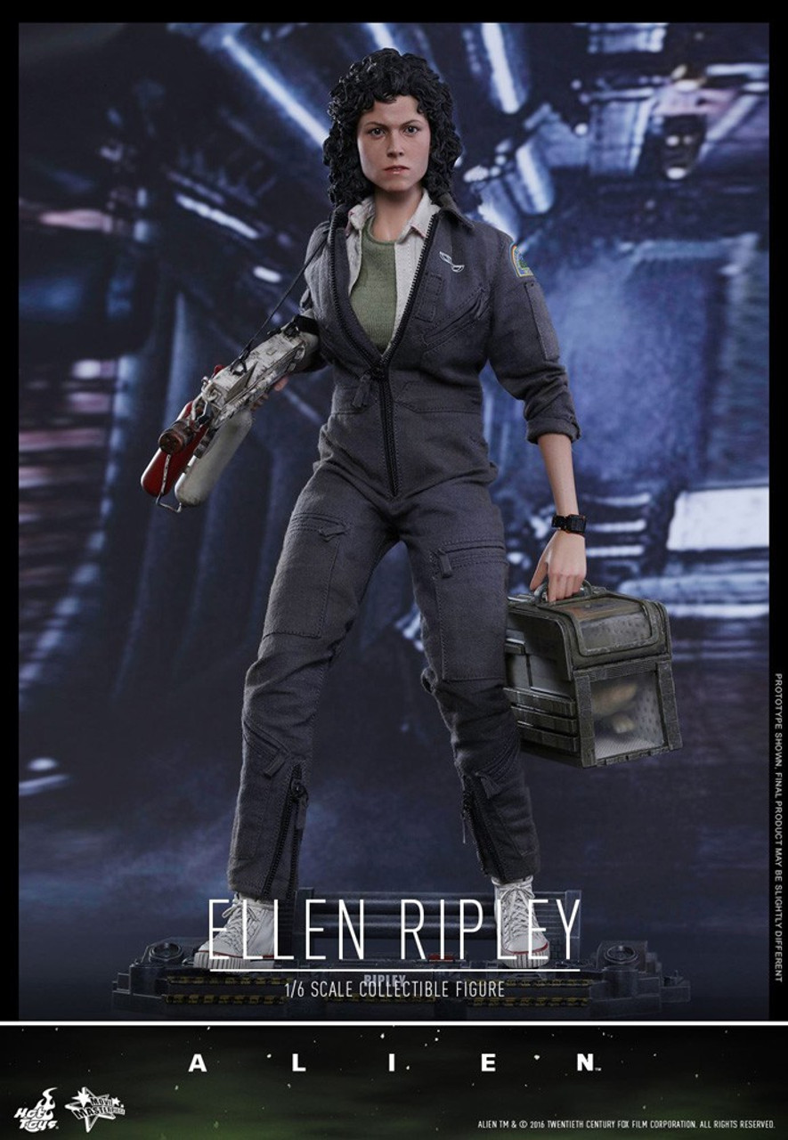 Alien Movie Masterpiece Ellen Ripley 1/6 Collectible Figure