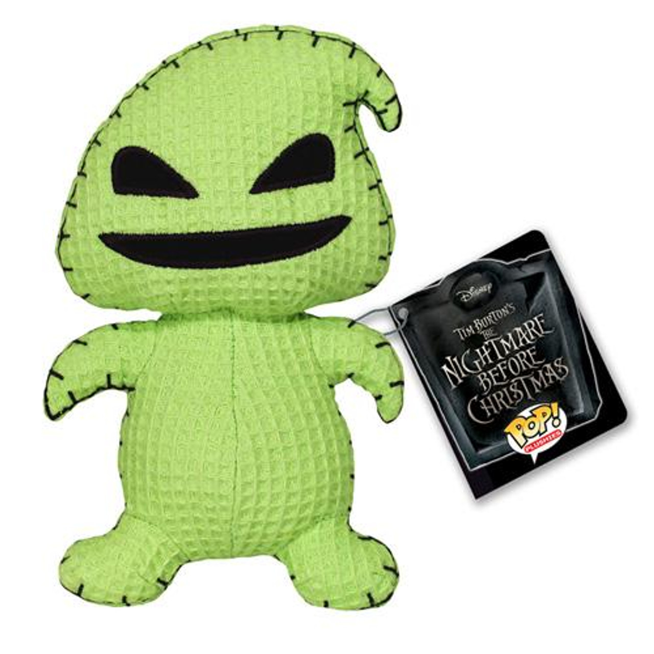 Funko The Nightmare Before Christmas Oogie Boogie 5-Inch Plushie