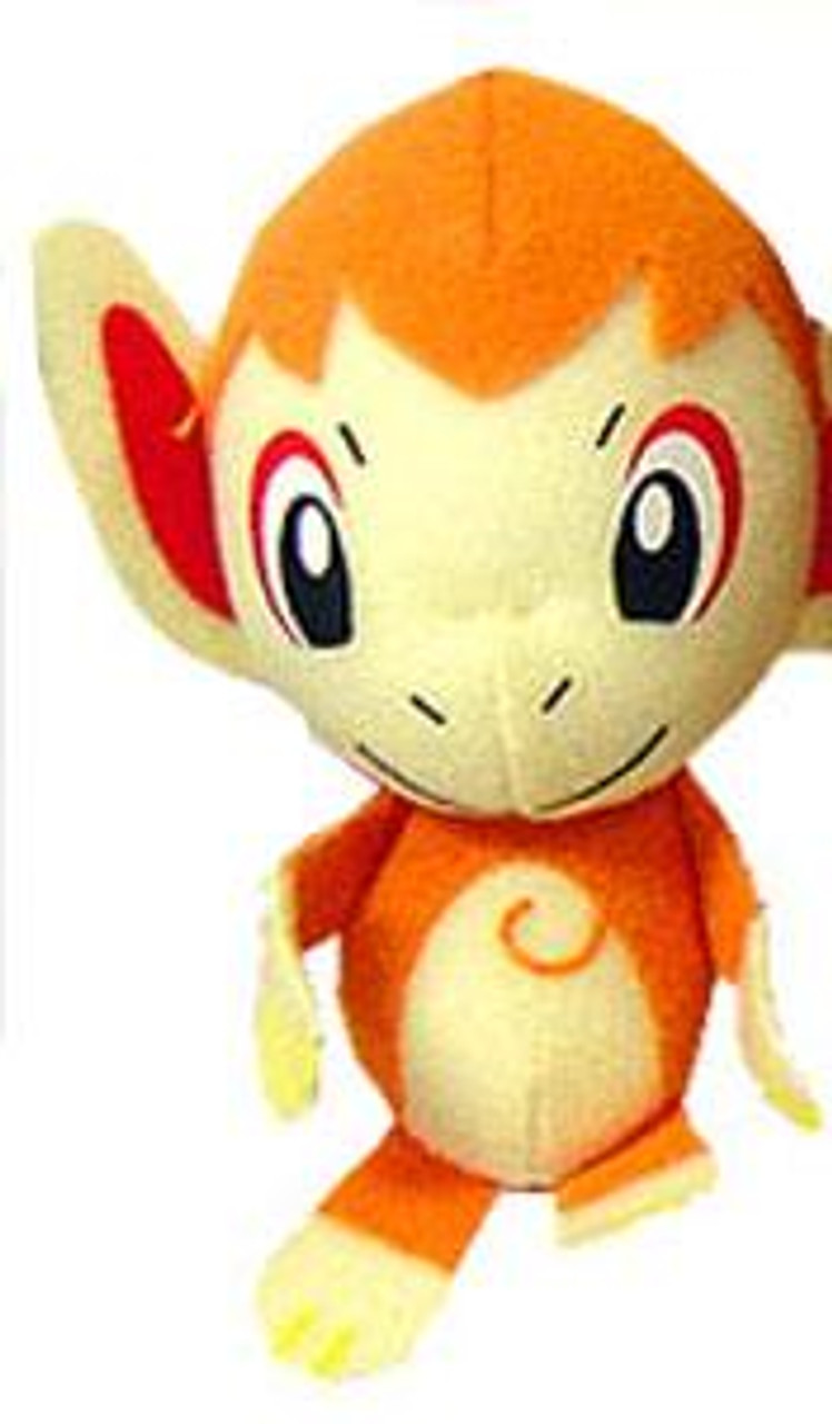Pokemon Diamond & Pearl 3 Inch Mini Series 2 Chimchar Plush