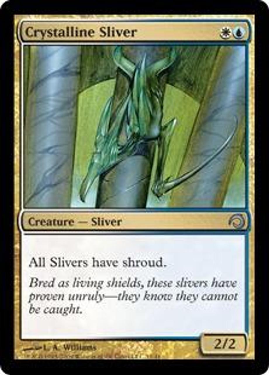 MtG Premium Deck Series: Slivers Uncommon Crystalline Sliver #11