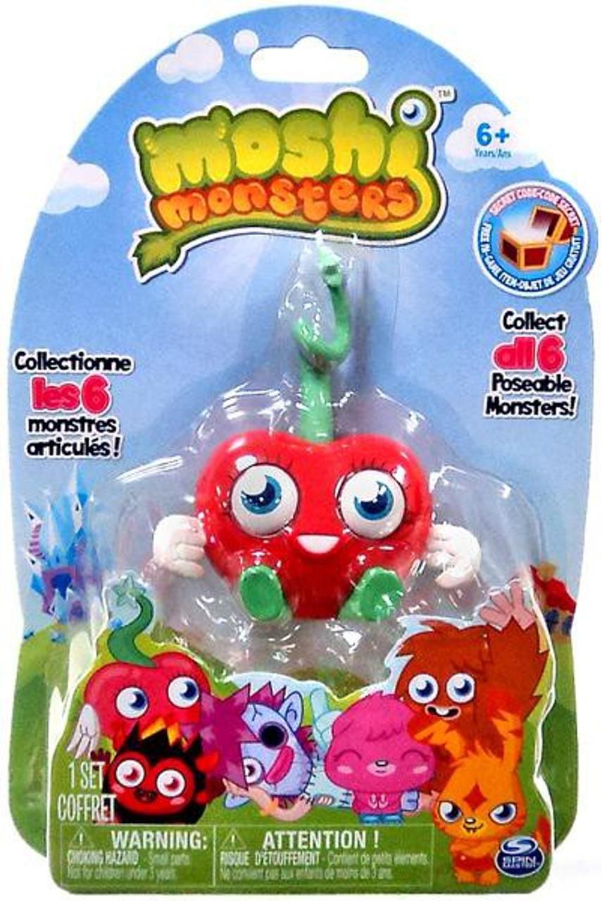 Moshi Monsters Luvli 3-Inch Figure