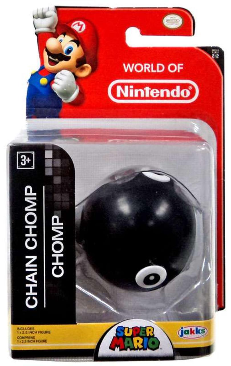 Lego Mario Chain Chomp