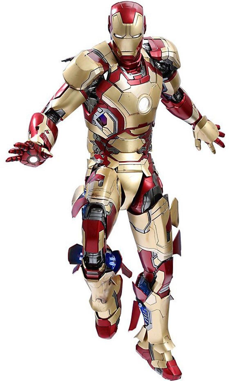 Iron Man 3 Iron Man 1/4 Collectible Figure [Mark XLII]