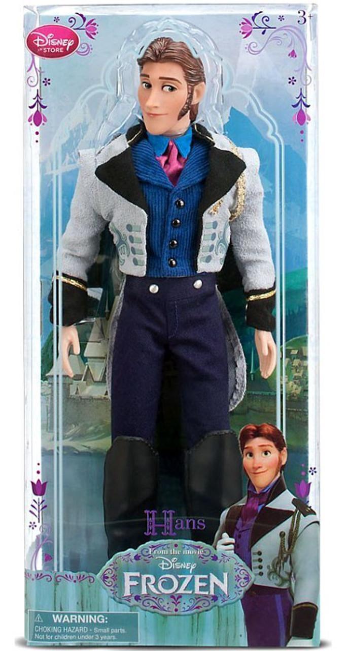 Disney Frozen 2013 Classic Hans Exclusive 12-Inch Doll