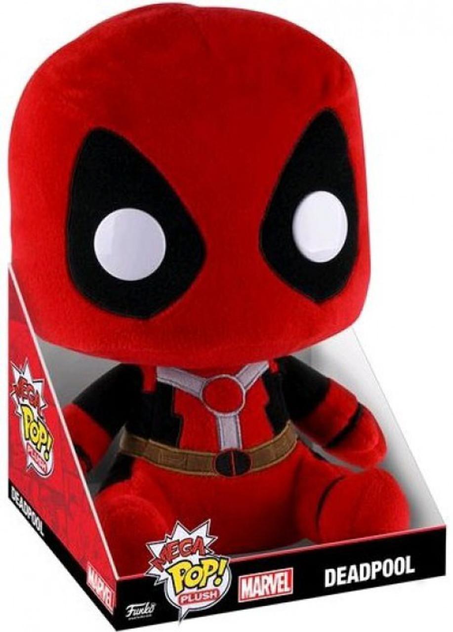 Funko Marvel MEGA POP! Deadpool 16-Inch Plush
