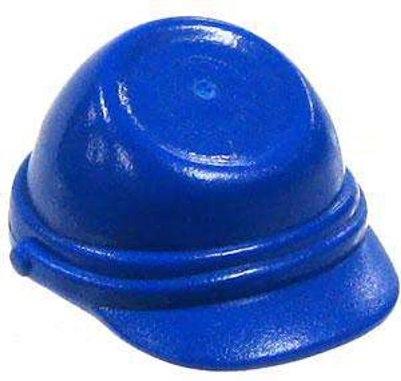 LEGO Minifigure Parts Blue Kepi Cap Minifigure Accessory [Loose]