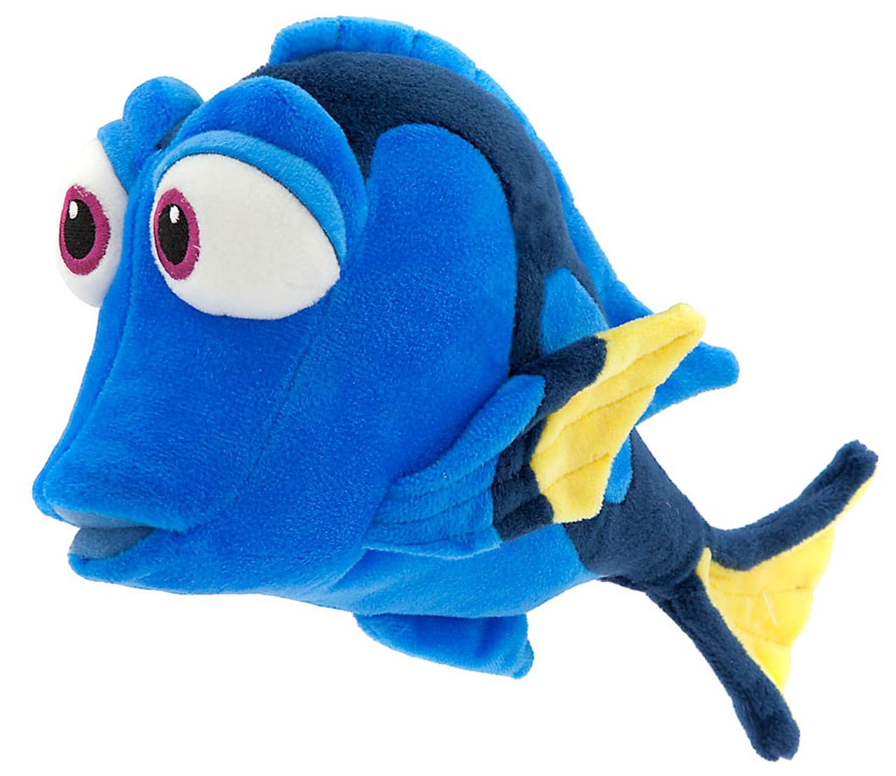 Disney Pixar Finding Dory Jenny Exclusive 9 Mini Bean Bag