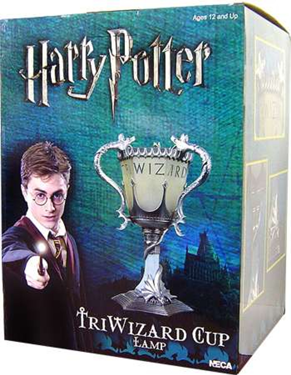 NECA Harry Potter TriCup Wizard Lamp Prop Replica [Damaged Package]