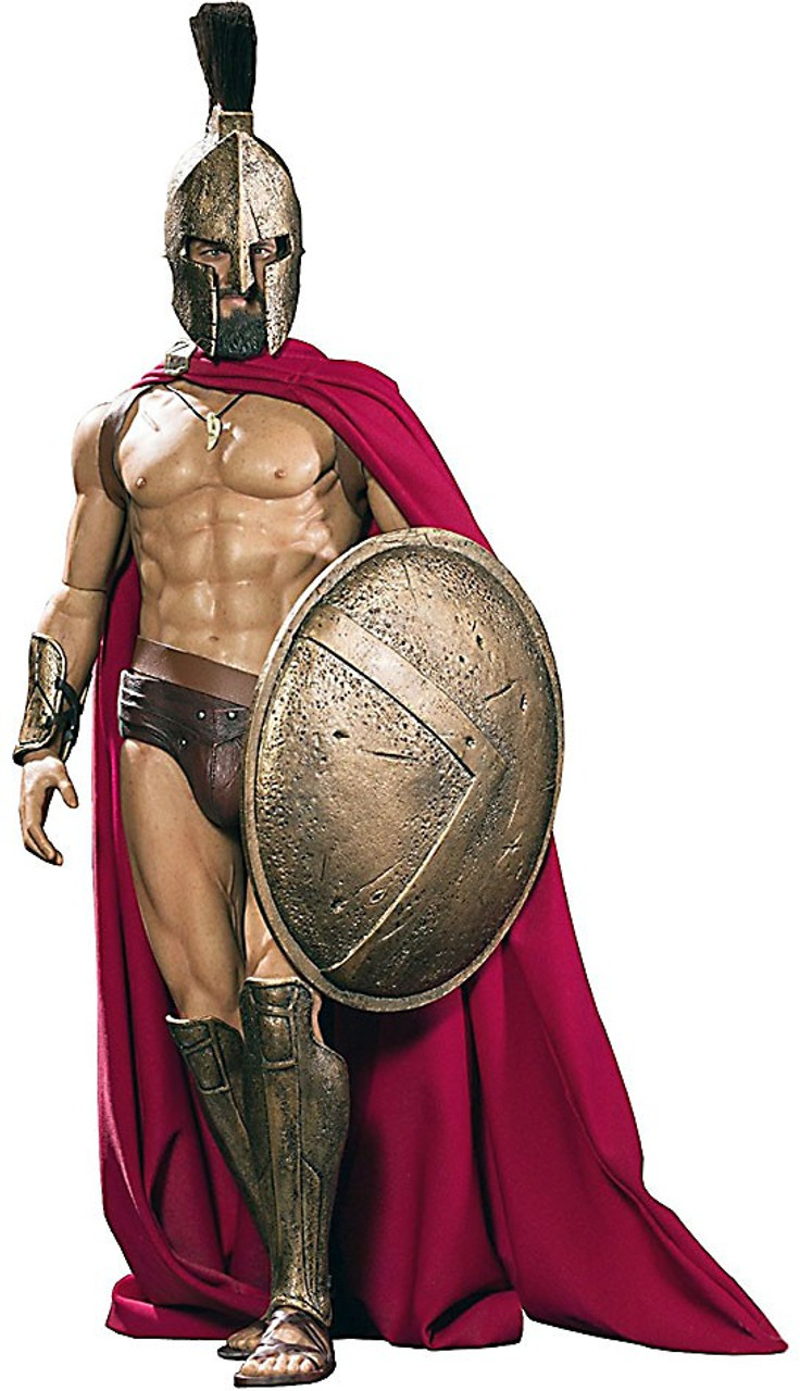 300 My Favorite Movie Series King Leonidas 1/6 Collectible Figure SA0030