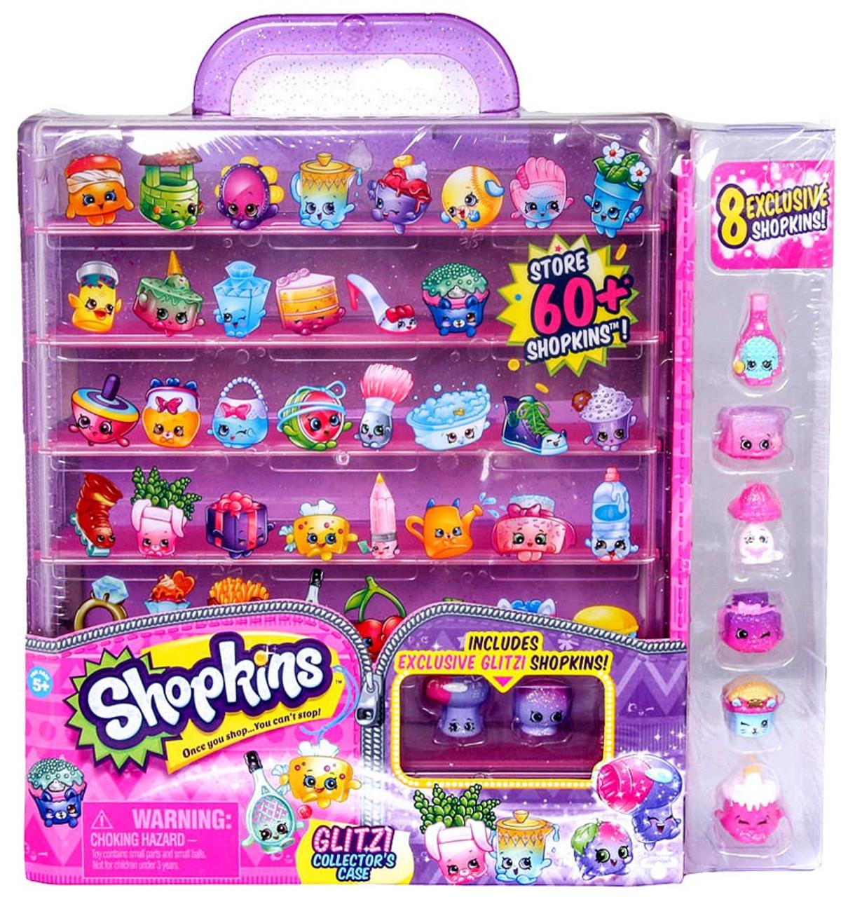 Shopkins Season 5 Glitzi Collector Case Moose Toys - ToyWiz