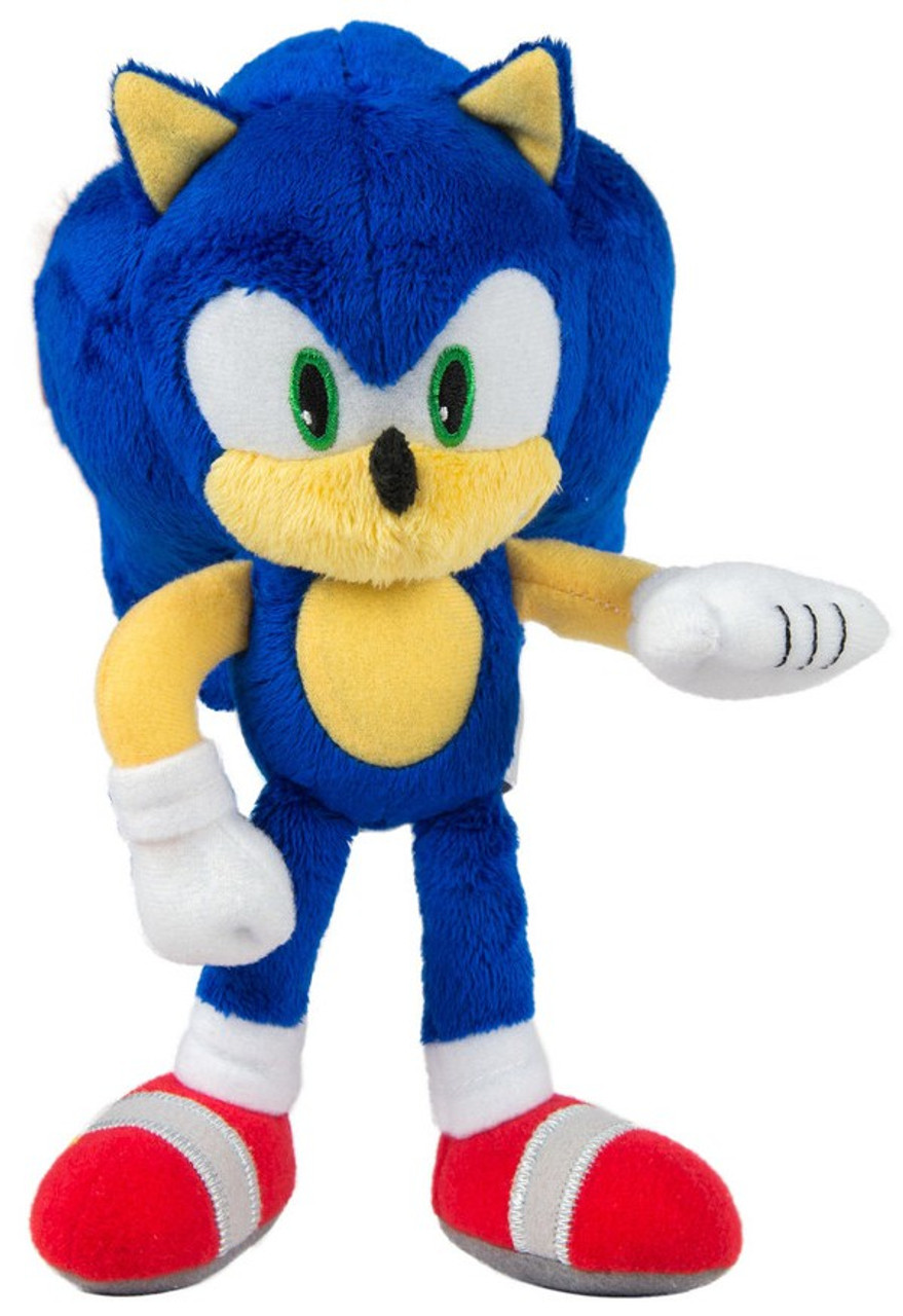 Amazon.com: Great Eastern GE Animation Sonic the Hedgehog ... |Sonic The Hedgehog Plush Toys