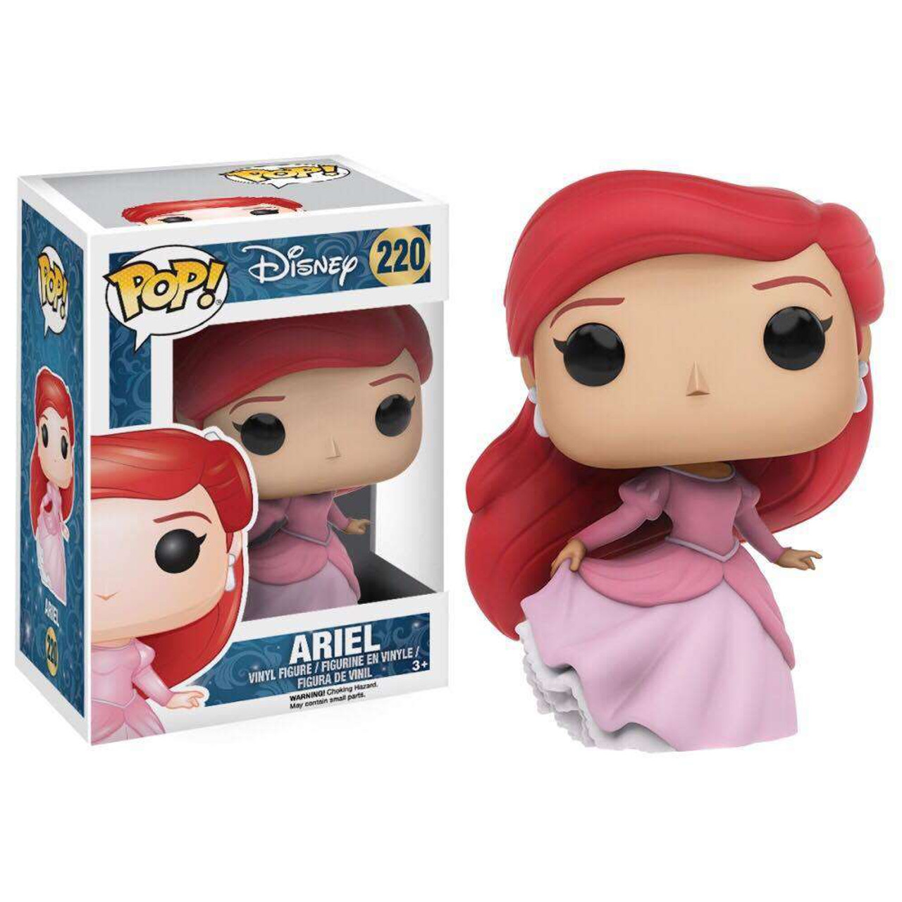Funko Disney Princess POP Disney Ariel Vinyl Figure 220 ...