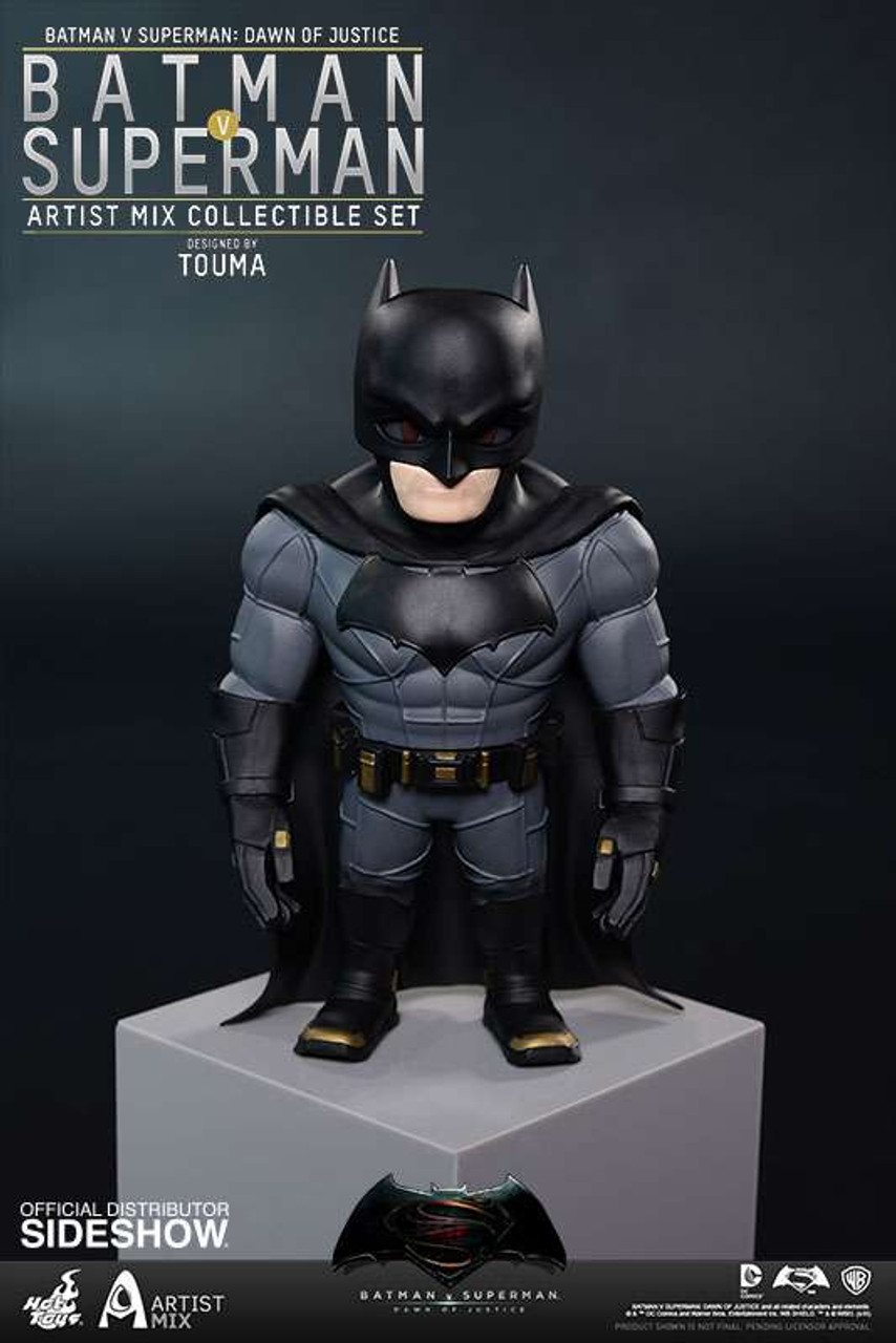 DC Batman v Superman: Dawn of Justice Batman 6-Inch Artist Mix Figure
