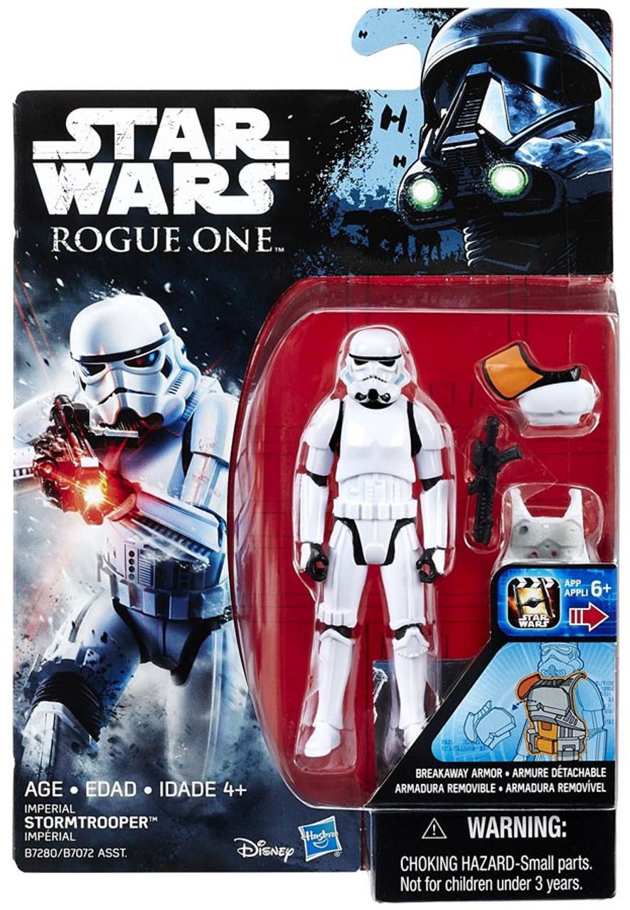 Star Wars Rogue One Imperial Stormtrooper Action Figure [Breakaway Armor]