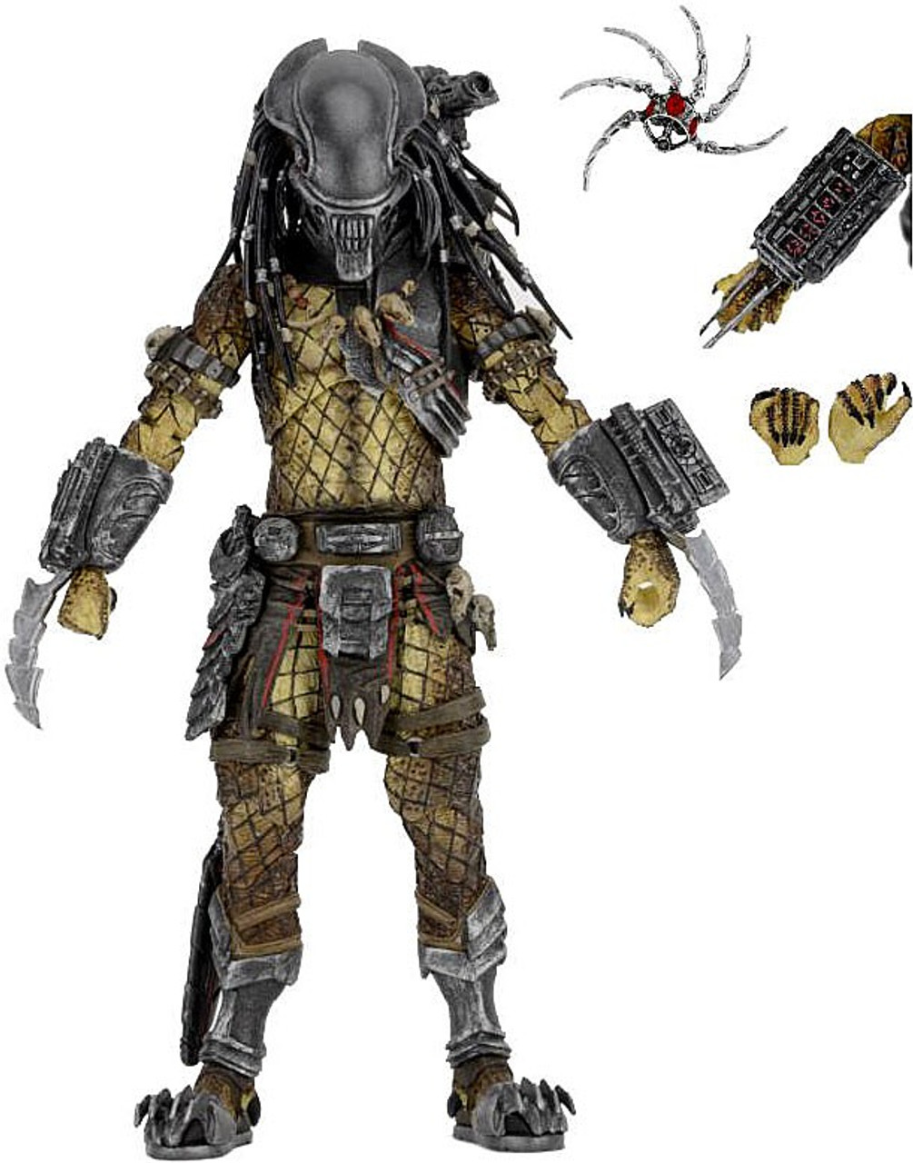 NECA Predator Series 17 Serpent Hunter Action Figure