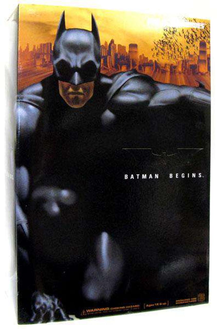 Batman Begins Real Action Heroes Batman Action Figure [Damaged Package]