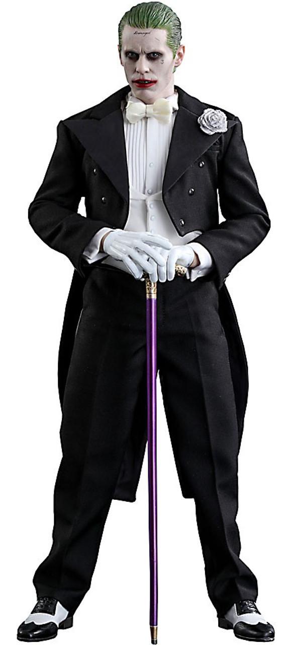 DC Suicide Squad Movie Masterpiece The Joker 1/6 Collectible Figure [Tuxedo Version]