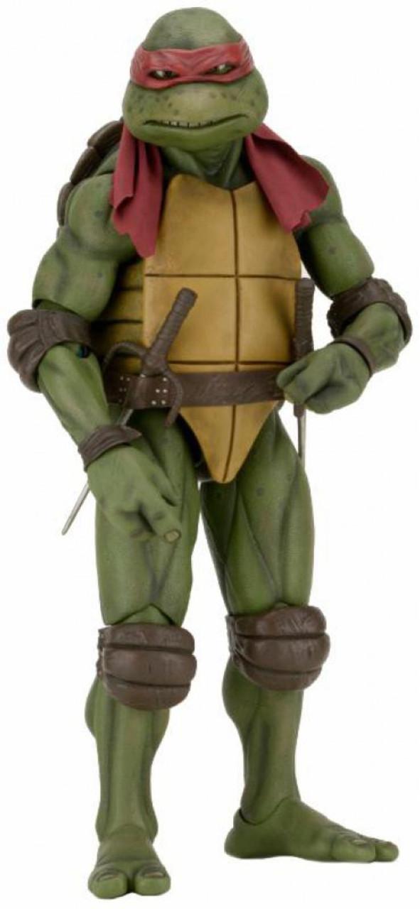 Where Can I Find Ninja Turtle Toys : Neca teenage mutant ninja turtles quarter scale raphael