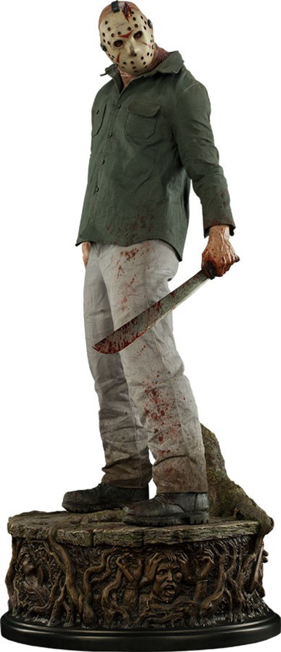 Friday the 13th Premium Format Jason Voorhees Statue