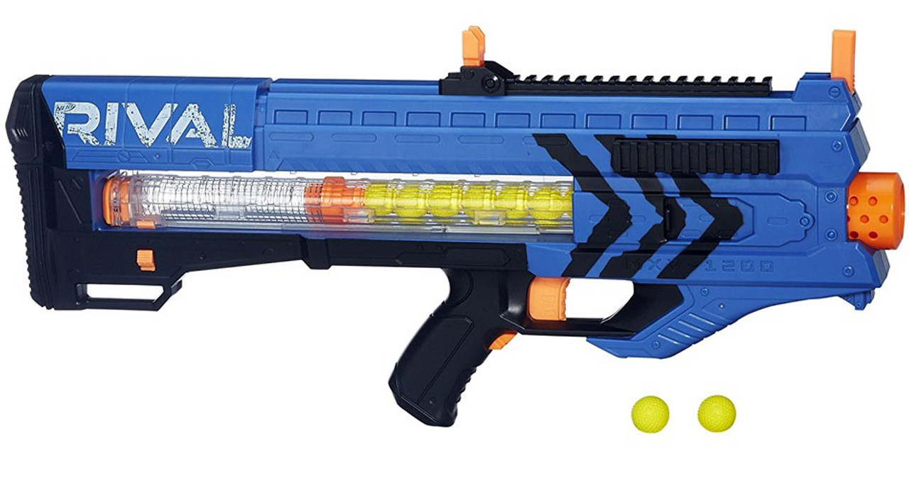 NERF Rival Zeus MXV-1200 Blaster [Blue]