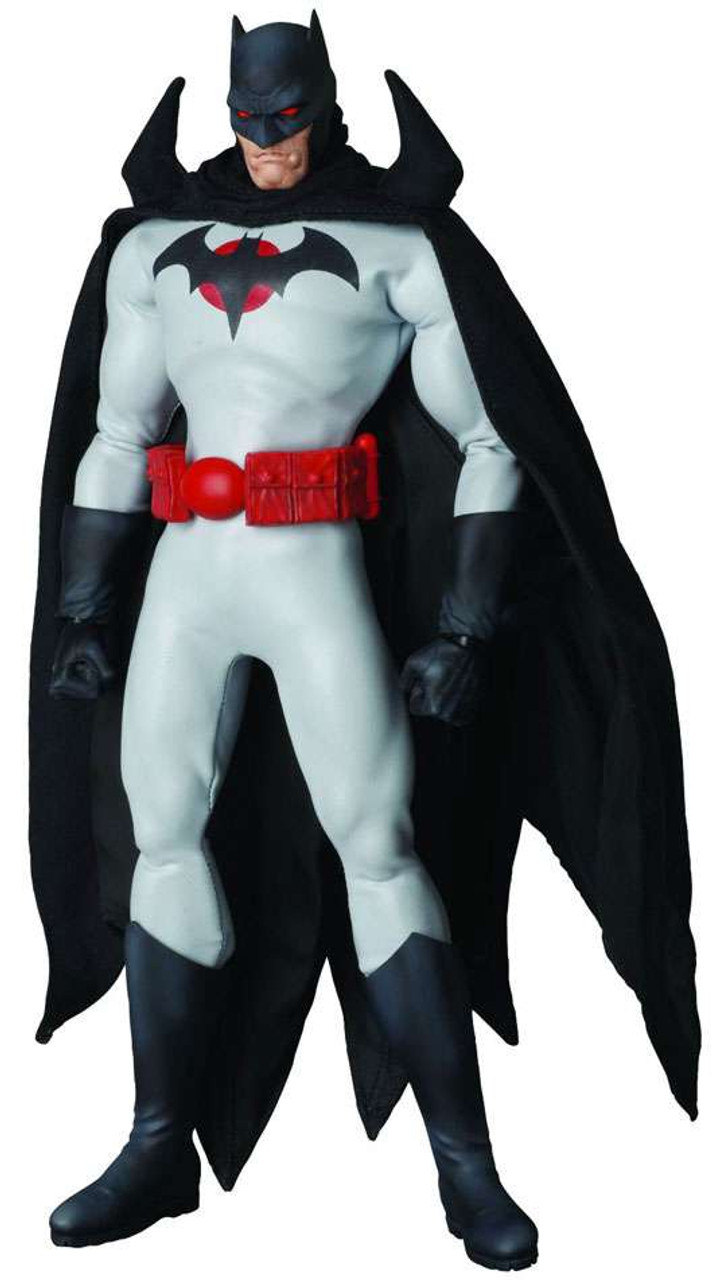 DC Superman Real Action Hero RAH Flashpoint Batman Collectible Figure