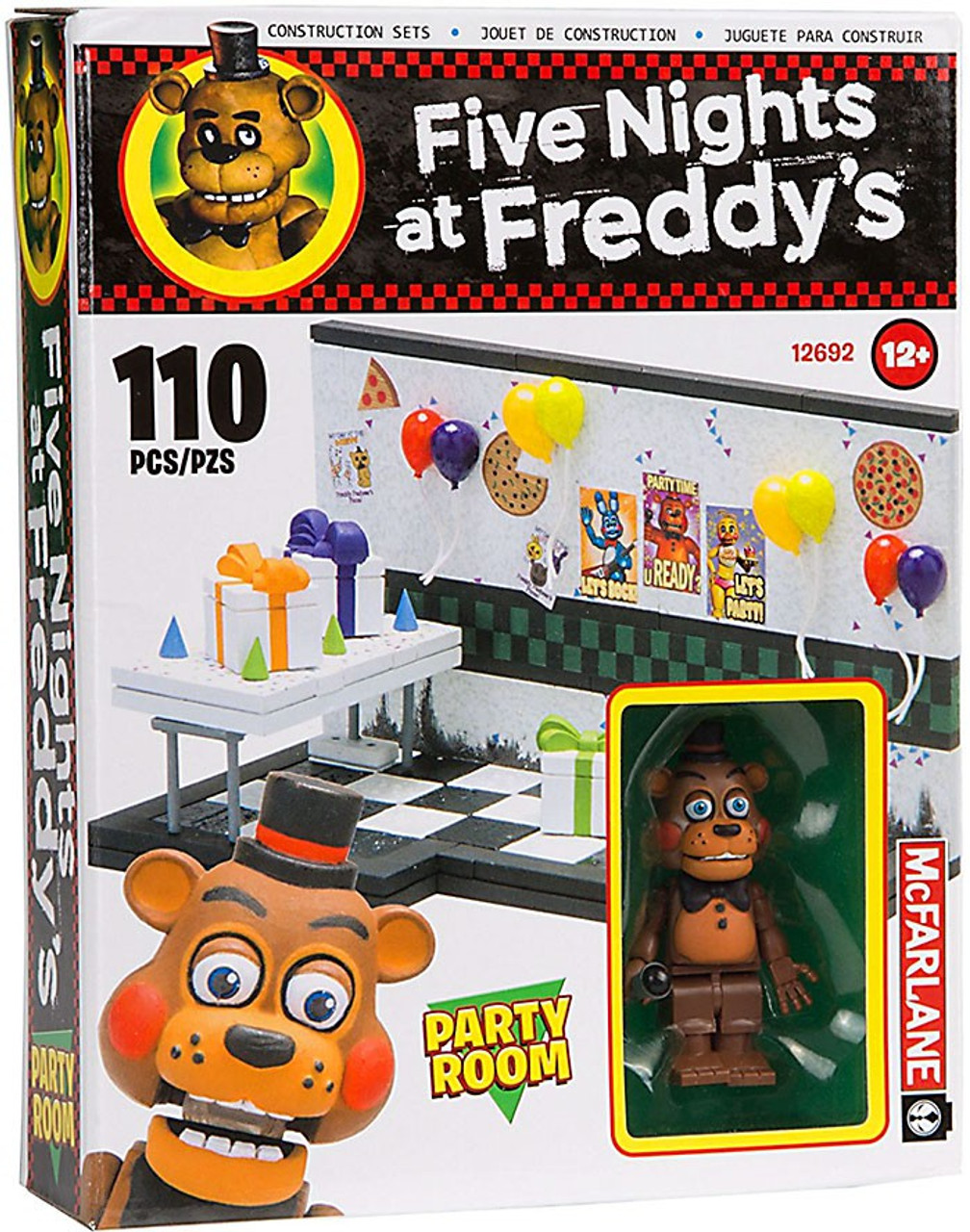 Five Nights At Freddy S Air Vent Building Sets