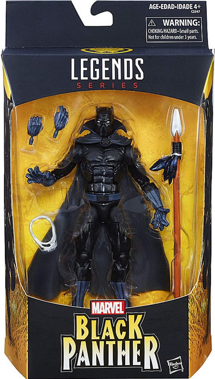 Marvel Marvel Legends Black Panther Exclusive 6 Action