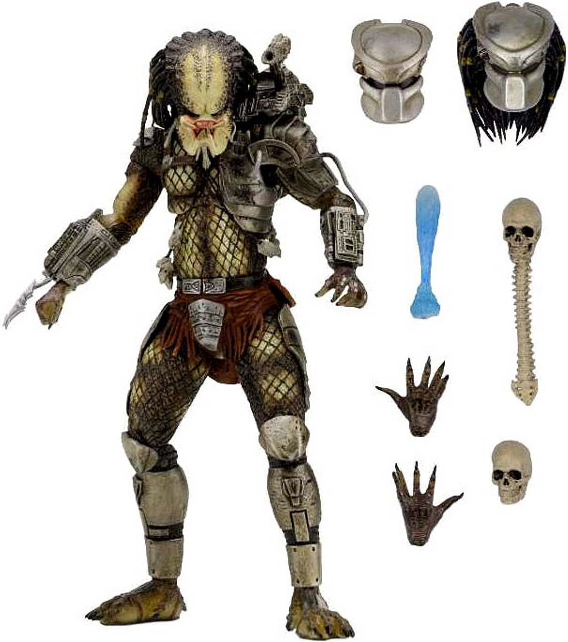 NECA Predator 2 Ultimate Jungle Hunter Action Figure
