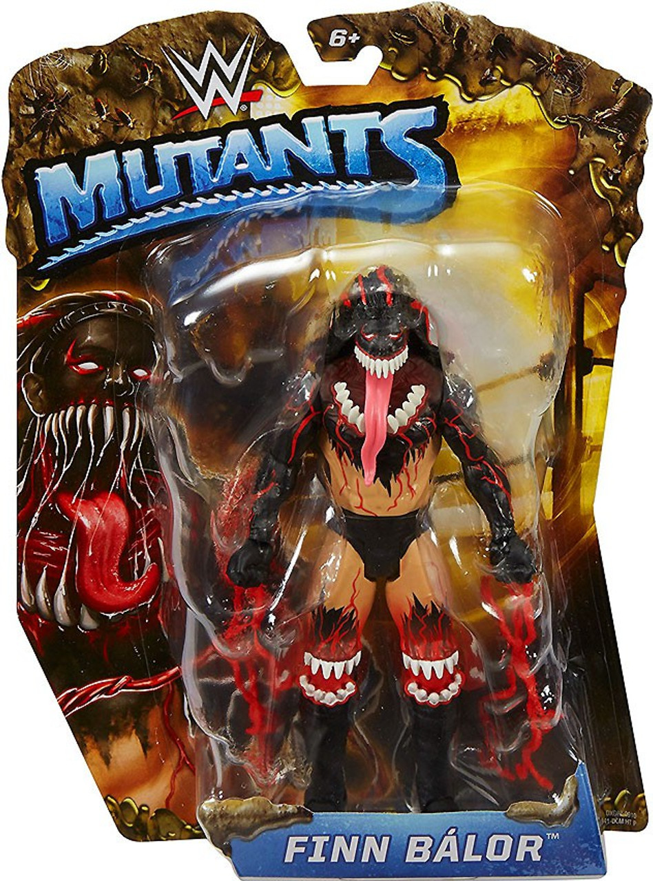 Wwe Wrestling Mutants Finn Balor 6 Action Figure Mattel Toys Toywiz
