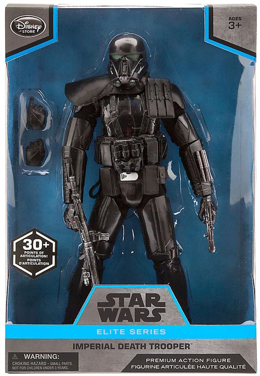 Disney Star Wars Rogue One Elite Death Trooper Exclusive Premium Action  Figure