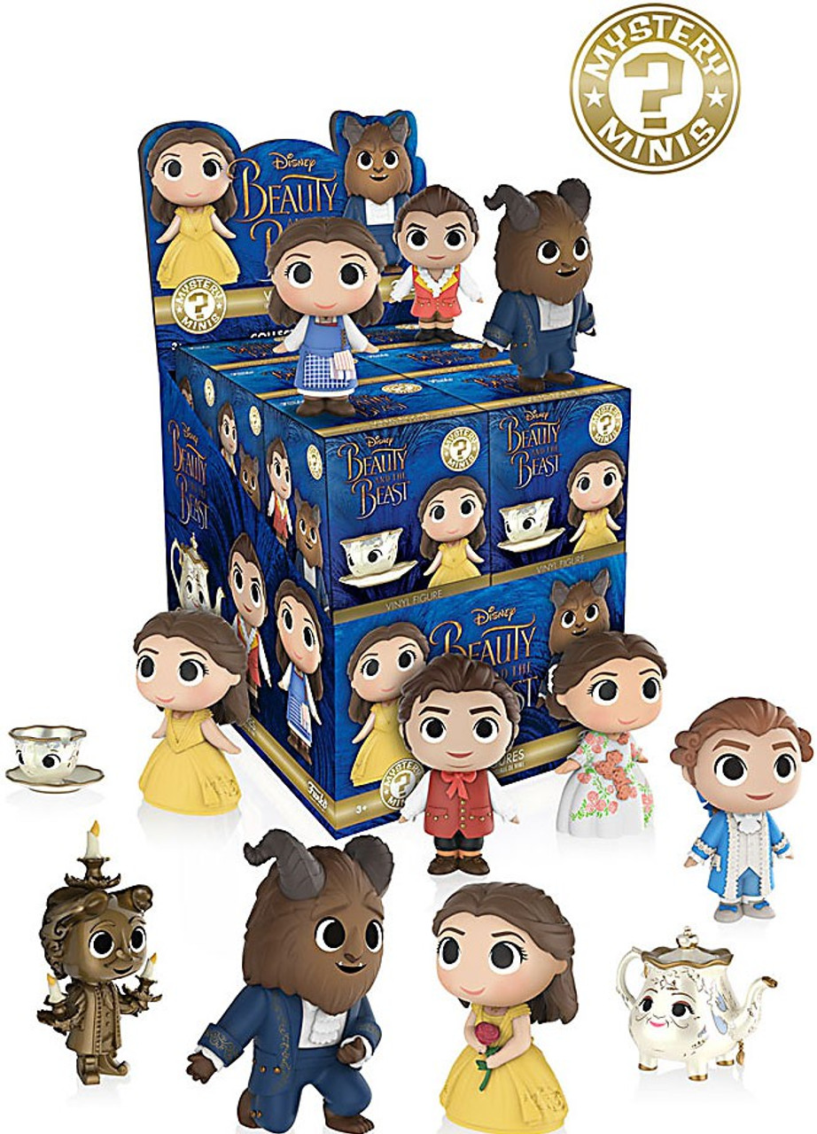 Funko Disney Beauty and the Beast Mystery Box [12 Packs] (Pre-Order ships April)
