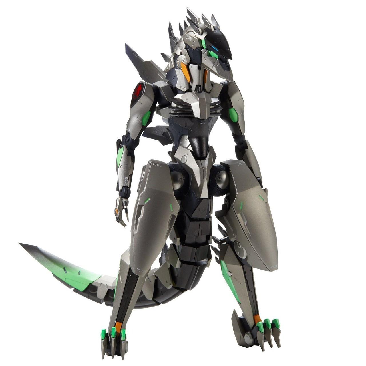 Godzilla vs Evangelion Riobot Shiryu Prototype Unit 01 Action Figure